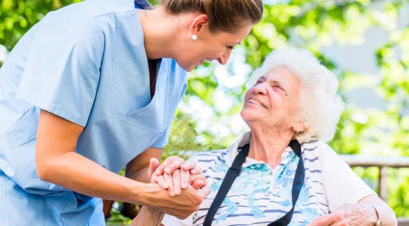 Versorgen Sie einen Pflege-Patienten?