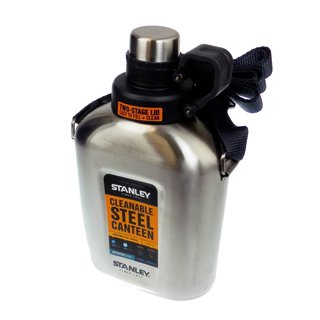 Steel Canteen 1 L