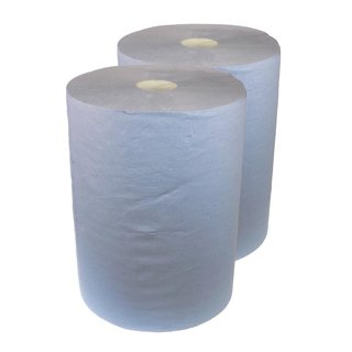 Superior Wiper Roll Blau 2 Rollen/Pck.